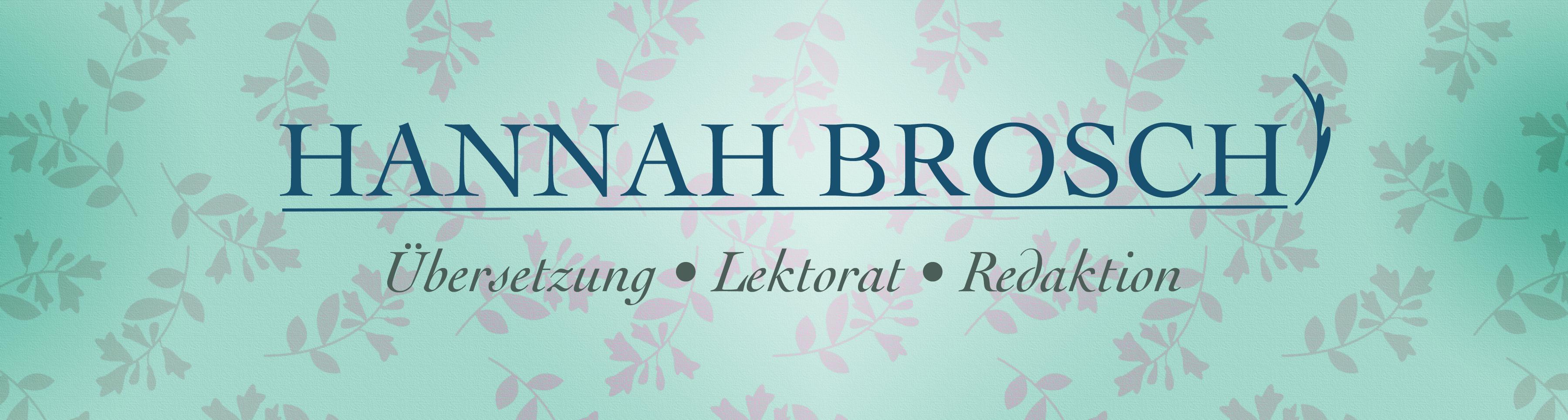 Hannah Brosch